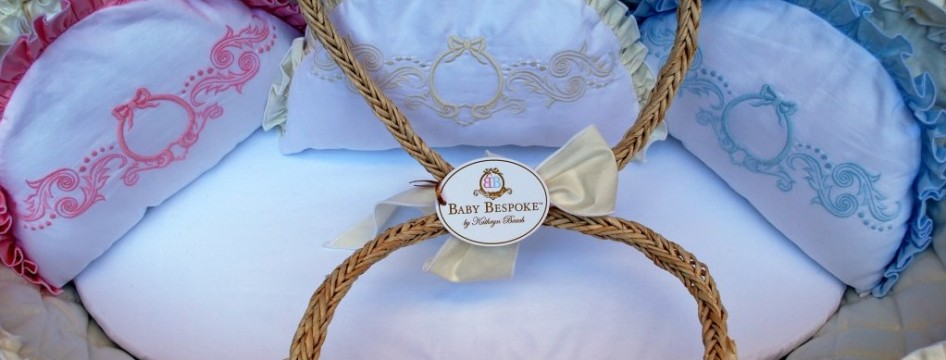 Moses Basket by Baby Bespoke
